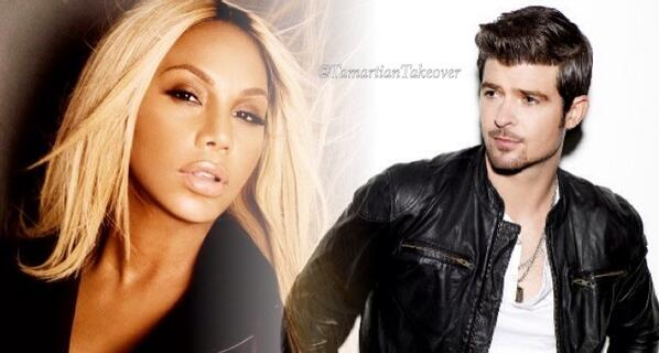 Robin Thicke 'For the Rest of My Life (Remix)' Ft. Tamar Braxton