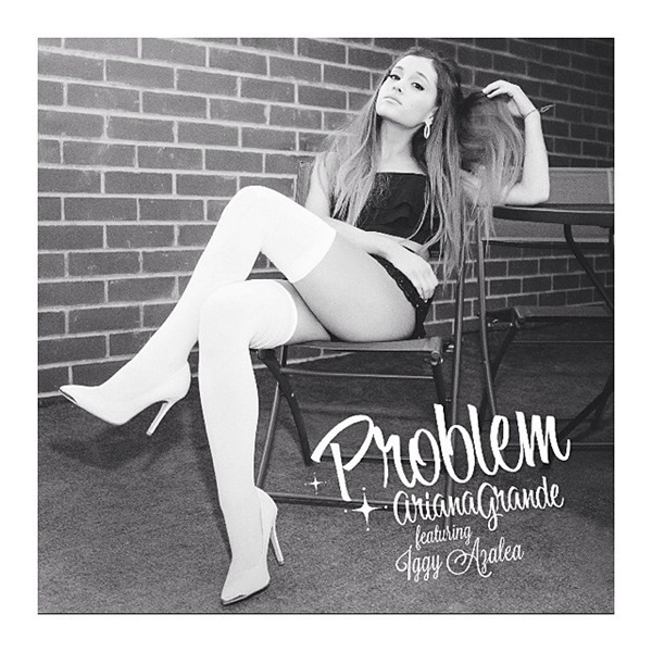 Ariana Grande Iggy Azalea Problem