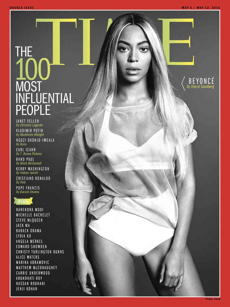 Bill O'Reilly Blasts Beyonce Time Cover