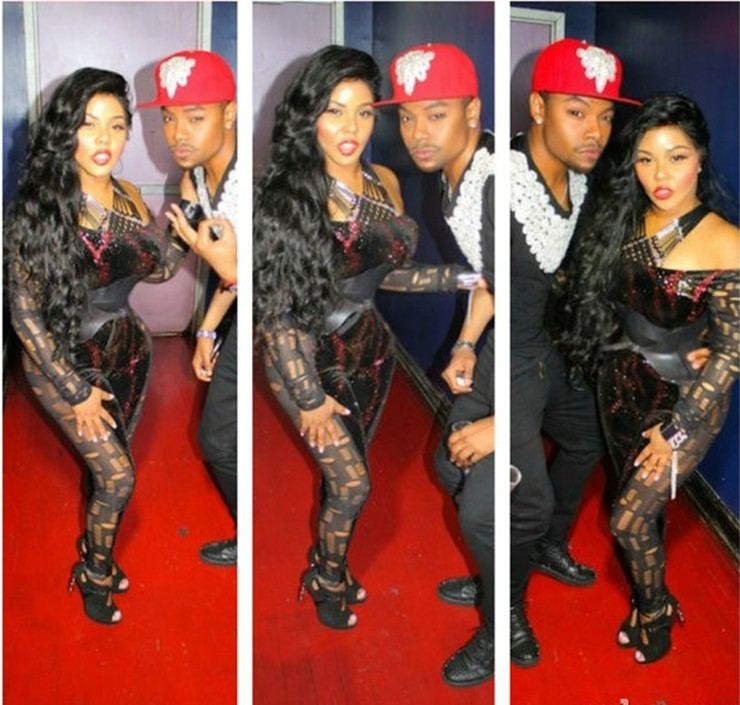 Lil Kim Baby Girl Royal